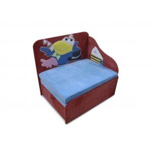 Детский диван Мини-аппликация Ворона