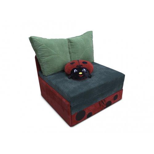 Детский диван Омега-аппликация Солнышко