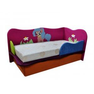 Детская кровать Пони