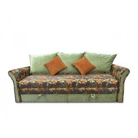 Диван-кровать Стелла трехцветный