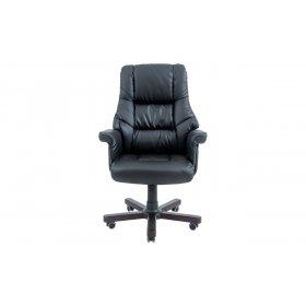 Кресло  Конгрес Вуд М-2 чёрное