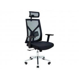 Кресло Электра М2 чёрное