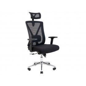 Кресло Интер Хром чёрное