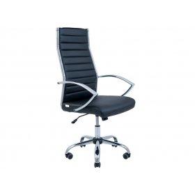 Кресло Малибу Хром чёрное