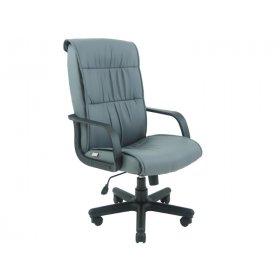 Кресло Рио Пластик/М-1 серый