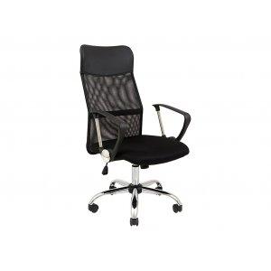 Кресло Slim Net HB (XH-633) черный. Купить кресло Slim Net HB (XH-633) черный в интернет магазине МебельОК.