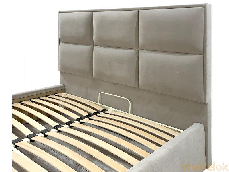 кровать с видом в обстановке (Кровать Шеффилд 2 Стандарт 90)