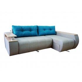 Мягкий угловой диван Неаполь