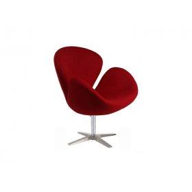 Кресло СВ красное