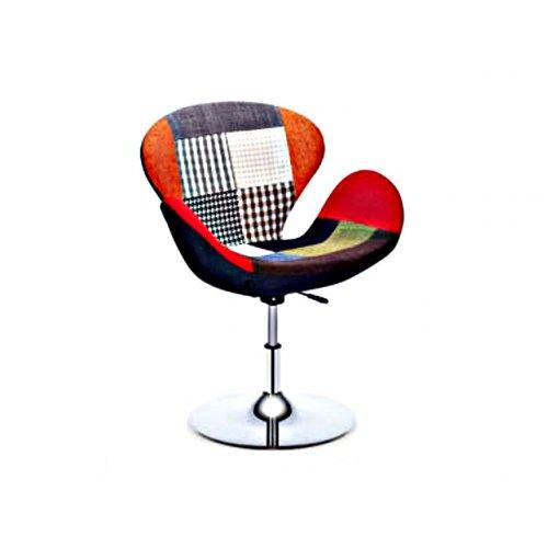 Кресло Сванни петчворк