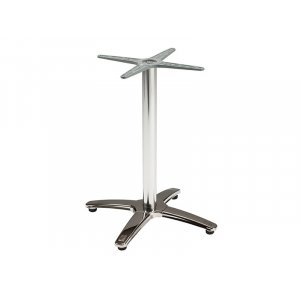 Опора для стола алюминиевая 73 см