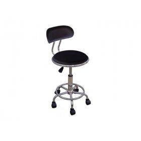 Барный стул Бейсик черный
