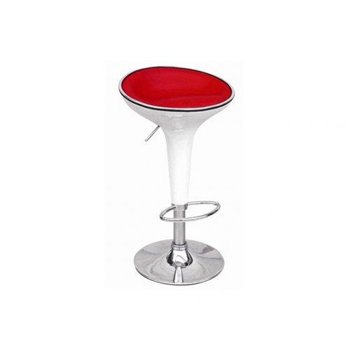 Барный стул Марио красный