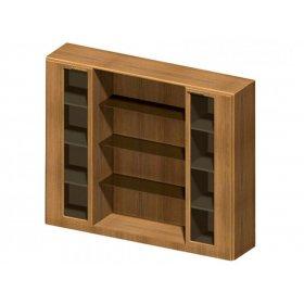 Шкаф с витриной Soft 26/601