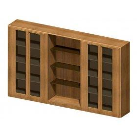 Шкаф с витриной Soft 26/602