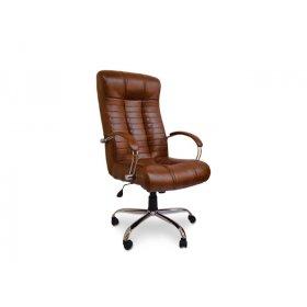Кресло офисное Коралл Родео Хром