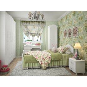 Спальня Ассоль-2 белая
