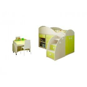 Детская спальня Маугли-4