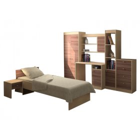 Детская спальня Тинэйджер-1