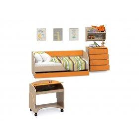 Комплект для детской спальни Маугли