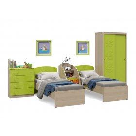 Детская спальня Маугли-7