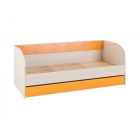 Кровать-диван МДМ-12 80х190 Маугли оранж