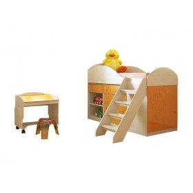 Детская спальня Маугли-1