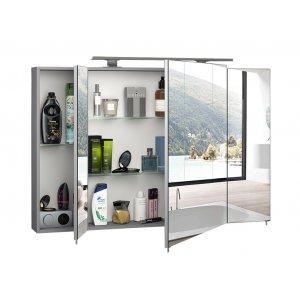 Шкафчик зеркальный для ванной Everest 100