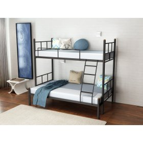 Кровать двухъярусная Джаз 80х190