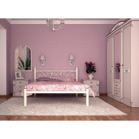 Кровати Скамья (Skamya) двуспальные металлические: купить, цены в магазине МебельОК