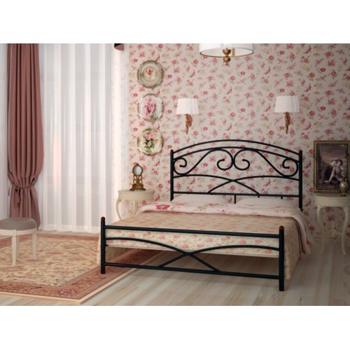 Кровать Лейла без изножья 160х190
