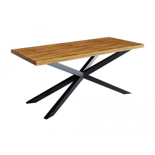 Стол SW037 2 см 120x80x75 масло без тона