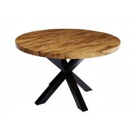 Стол SW043 2 см 75x75x75 масло без тона