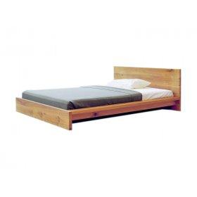 Кровать SWB018 Лутон 140x200 Ясень без подъемного механизма