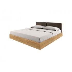 Кровать SWB030 Аллоа 160x200 Ясень без подъемного механизма