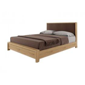 Кровать SWB038 Берсден 160x200 Ясень без подъемного механизма