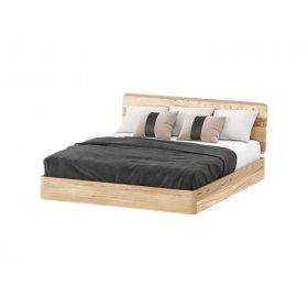 Кровать SWB004 Шеффилд 140x200 Ясень без подъемного механизма