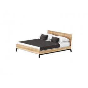 Кровать SWB002 Бирмингем 140x200 Ясень без подъемного механизма