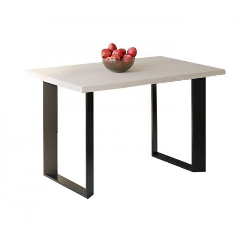 Обеденный стол HG115 Гернинг 150 ДСП Дуб Белый