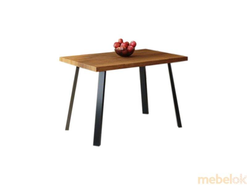 Обеденный стол HG105 Гентофте 150 ДСП Дуб Ореховый