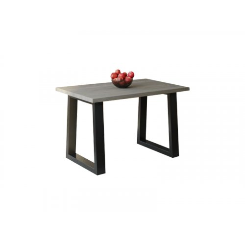 Обеденный стол HG112 Хвидовре 150 ДСП Дуб Серый
