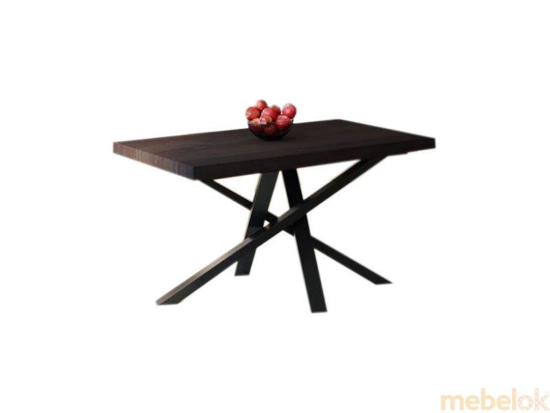 Обеденный стол HG120 Каструп 150 ДСП Дуб Венге