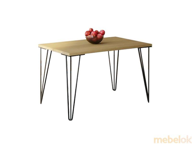 Обеденный стол HG119 Греве 150 ДСП Дуб Светлый