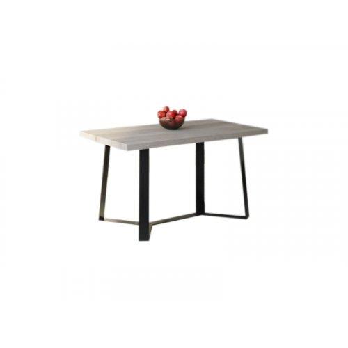 Обеденный стол HG113 Баллеруп 120 ДСП Дуб Серый