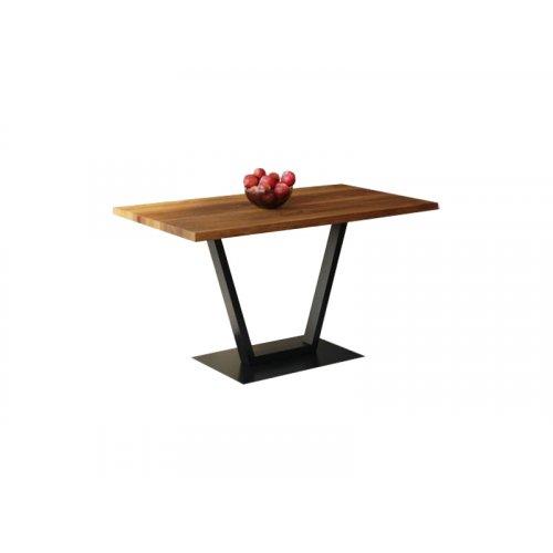 Обеденный стол HG129 Гиллеред 135 ДСП Дуб Ореховый