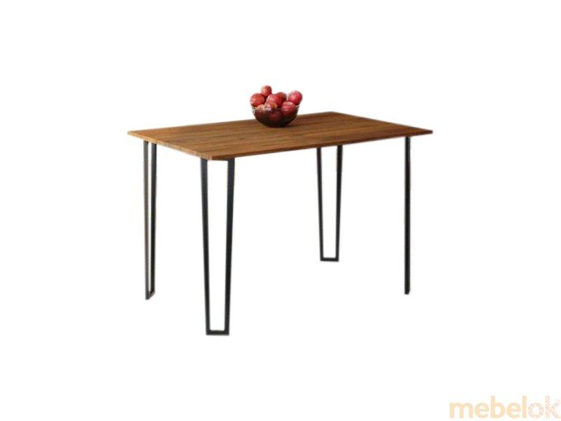 Обеденный стол HG108 Раннерс 135 ДСП Дуб Ореховый