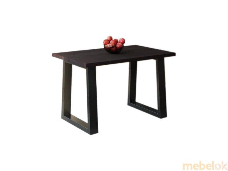 Обеденный стол HG112 Хвидовре 135 ДСП Дуб Венге