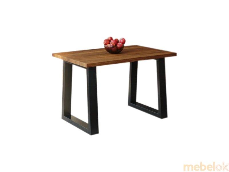 Обеденный стол HG112 Хвидовре 135 ДСП Дуб Ореховый