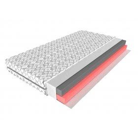 Матрац безпружинний Sleep Master Soft&Hard Foam 160х200