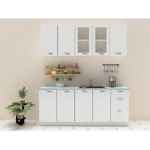 Кухня Бьянка 2,0 м глянец белый. Купить кухня Бьянка 2,0 м глянец белый